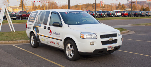 Markquart motors shuttle service waiting rooms in eau claire for Courtesy motors auto center