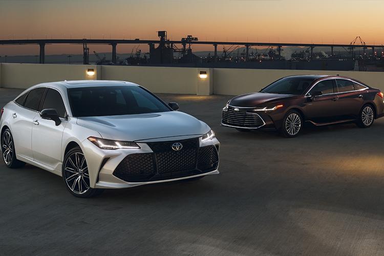 Eau Claire Car Dealers >> 2019 Toyota Avalon & Avalon Hybrid   Markquart Toyota