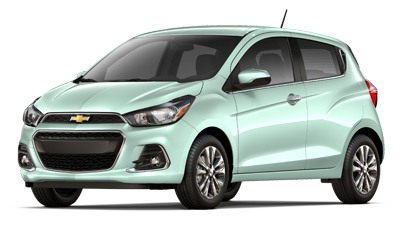 2018 chevy spark in eau claire markquart motors for Markquart motors eau claire wi
