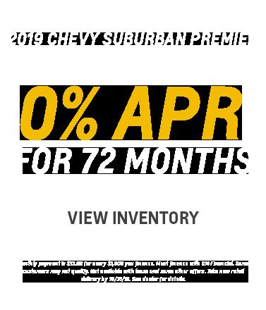 2018 Chevy Suburban Eau Claire Wi Markquart Motors