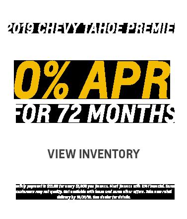 2018 Chevy Tahoe Finance - Markquart Motors, Eau Claire, WI